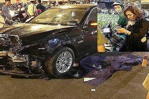Bắt tạm giam nữ tài xế gây tai nạn ở ngã tư Hàng Xanh