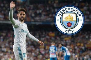 MU kiếm 200 triệu bảng, Man City lơ đẹp Real Madrid