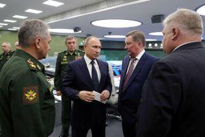 Mỹ cáo buộc Nga thử hạt nhân cấp độ thấp