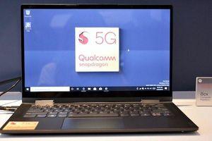 Xuất hiện laptop 5G đầu tiên trên thế giới