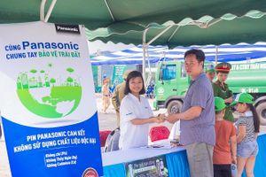 Trồng hơn 10.000 cây để tăng diện tích phủ xanh tại Thái Nguyên
