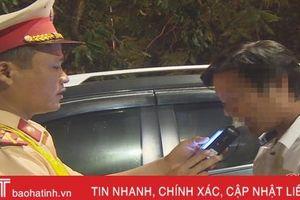 Ngăn 'ma men' gây họa giao thông trên địa bàn TP Hà Tĩnh