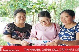 Phân nhóm đối tượng tuyên truyền, Vũ Quang tăng tỷ lệ người tham gia BHYT