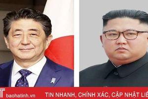 Nhật Bản xúc tiến hội nghị thượng đỉnh với Triều Tiên