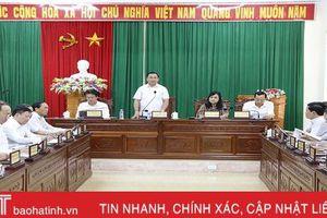 Bí thư Tỉnh ủy: Tập trung xử lý dứt điểm kiến nghị tại các phiên tiếp công dân