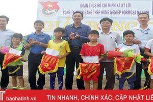 Formosa Hà Tĩnh tặng nhiều phần quà ý nghĩa cho trẻ em nghèo