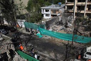 Afghanistan: Nổ gần trung tâm huấn luyện quân sự, 12 người thương vong