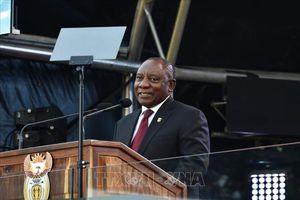 Tổng thống Nam Phi công bố nội các mới với một nửa là nữ