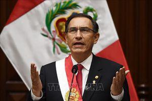 Tổng thống Peru đe dọa giải tán Quốc hội