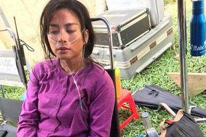 Ngô Thanh Vân tiết lộ từng phải thở bình ôxy giữa phim trường 'Hai Phượng'