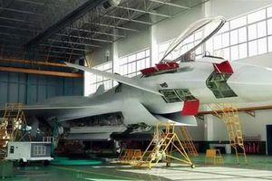 Máy bay ném bom tiền tuyến tàng hình siêu bí ẩn của Trung Quốc