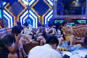 Vụ 'bay lắc' trong quán karaoke Thiên Đường: Khởi tố đối tượng mang ma túy vào quán