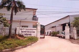 UBND tỉnh Thanh Hóa chỉ đạo xử lý sai phạm dự án Công ty Thiên Phúc