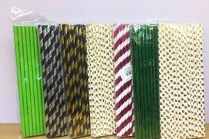 Điểm danh 7 loại ống hút có thể thay thế ống hút nhựa