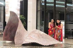 Khám phá khu nghỉ dưỡng 'sóng nước' độc đáo tại Nam Hội An