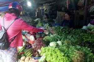 Thúc đẩy phát triển chợ an toàn thực phẩm