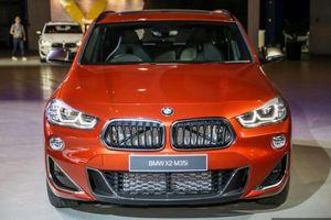 BMW X2 M35i có gì để đấu Mercedes-AMG GLA 45?