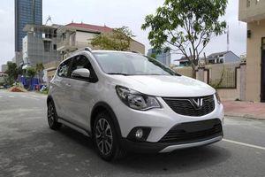 'Cận cảnh' xe giá rẻ VinFast Fadil, đối thủ của Honda Brio
