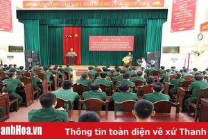 Bộ đội Biên phòng Thanh Hóa phát huy truyền thống, cống hiến tài năng, xứng danh Bộ đội Cụ Hồ