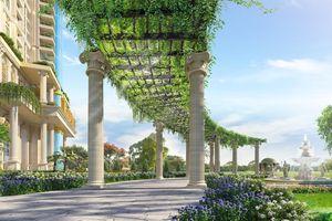 Trải nghiệm 'resort 5 sao' và vườn La Mã trên không tại Thủ Thiêm