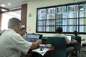Biên độ giao động của thị trường chứng khoán co hẹp
