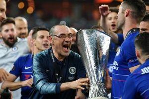 Chelsea vô địch Europa League, HLV Sarri bỏ ngỏ khả năng ở lại Stamford Bridge