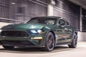 Ford Mustang Bullitt 2020 không thêm tính năng mà vẫn tăng giá