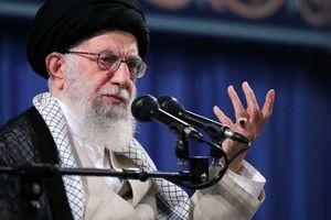 Lãnh đạo tối cao Iran khẳng định sẽ không đàm phán với Mỹ