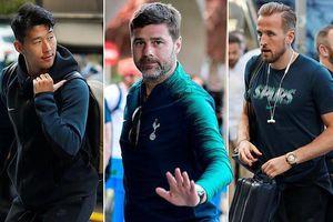 Danh sách cầu thủ Tottenham tới Madrid dự chung kết Champions League