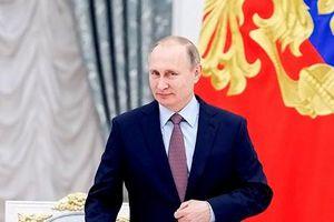 Những dấu ấn 'chèo lái' nước Nga của Tổng thống V. Putin trong năm đầu nhiệm kỳ 4