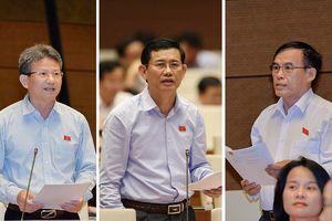 Đại biểu Quốc hội tái tranh luận về Luật Quy hoạch