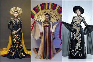 Những trang phục dân tộc Việt Nam từng chinh chến tại Miss Universe