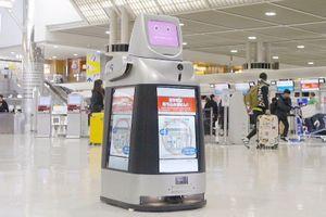 Nhật Bản triển khai robot tuần tra an ninh sân bay