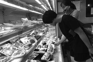 Nguy cơ thiếu hụt nguồn cung thịt lợn: Các Bộ đề xuất giải pháp cấp đông thịt