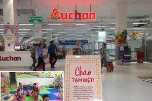 Auchan: Cuộc chia tay nhân văn và trọn vẹn