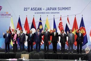 Diễn đàn ASEAN - Nhật Bản lần thứ 34 tổ chức tại Hà Nội