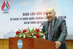 Thúc đẩy quan hệ hợp tác Việt Nam - Italy