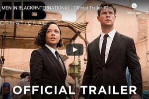 Lexus RC F 2020 xuất hiện trong trailer giới thiệu Men in Black phần 4