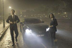Lexus RC F sánh vai cùng điệp vụ áo đen trong 'Men in Black' mới nhất