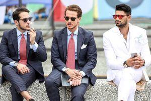 6 lỗi sai cơ bản đàn ông thường mắc phải với những bộ suit