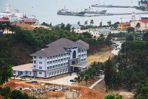 Hoàn tất dự thảo thanh tra việc quản lý đất đai ở bán đảo Sơn Trà