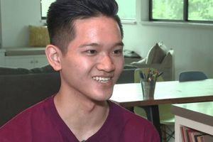Thủ khoa gốc Việt vượt nghịch cảnh không nhà, được nhận vào Havard