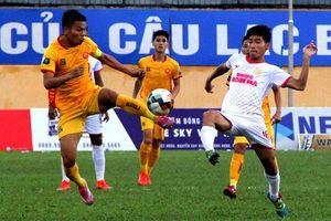 Thanh Hóa tiếp tục chiến thắng, TP Hồ Chí Minh thua trên sân khách