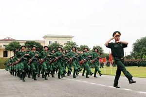 Trưởng thành sau 3 tháng luyện rèn trong quân ngũ