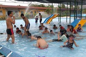 Nhiều hoạt động giúp trẻ có ngày hè vui khỏe, bổ ích