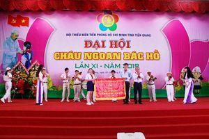 Sôi nổi Đại hội Cháu ngoan Bác Hồ tỉnh Tiền Giang