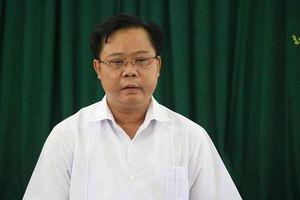 Giữa 'tâm bão' gian lận điểm, Sở GD-ĐT Sơn La đề xuất thay Trưởng Ban chỉ đạo thi THPT năm 2019