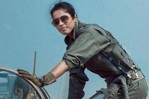 Nữ phi công đầu tiên lái tiêm kích thực hiện nhiệm vụ với MiG-21 của Ấn Độ