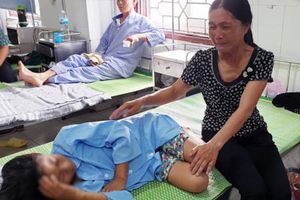 Vụ công an viên còng tay, đánh bầm tím bé gái thiểu năng: Lời kể đau xót của nạn nhân