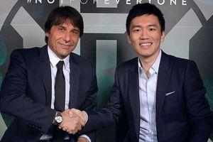Vừa sa thải Spalletti được 1 ngày, Inter đã bổ nhiệm HLV Conte vào 'ghế nóng'